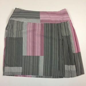 Size 14 Striped Full skirt